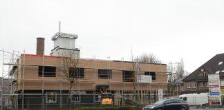 Ehemaliges Rose Verwaltungsgebäude wird umgebaut