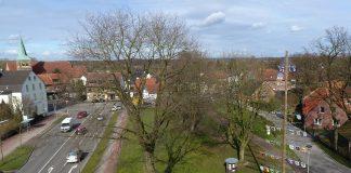 Wappenbaum in Wulfen