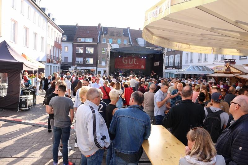 Altstadtfest Dorsten 2017