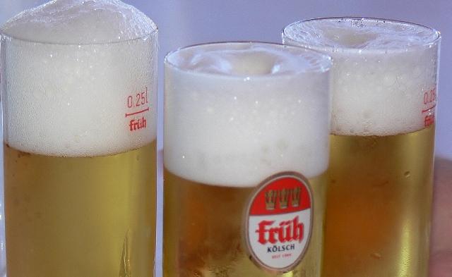 Bierborse Dorsten am Wochenende