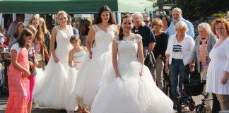 Brautmodenschau vom Brauthaus Tausendschön