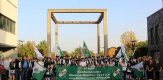 60 Jahre Fanfaren Dorsten-Hervest