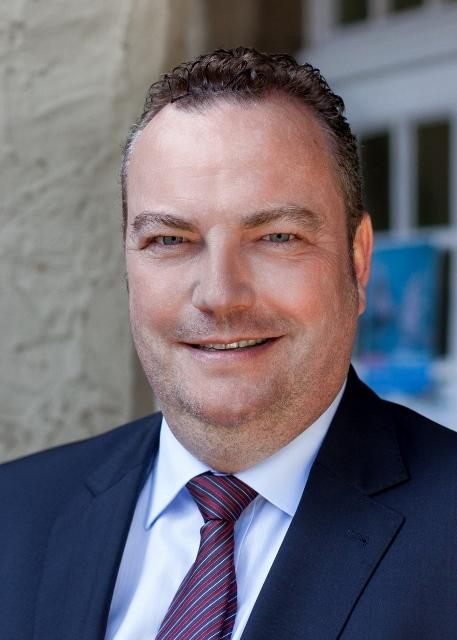 Bürgermeister Bodo Klimpel