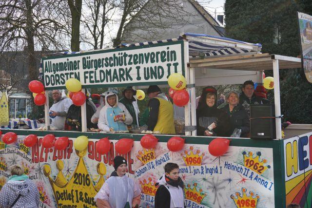 Karneval Dorsten