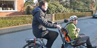 Vital NRW spendet Rollfitse für Lebenshilfe Lembeck