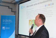 Deutsche Glasfaser für Wulfen Projektleider Mirko Tanjsek von der Deutschen Glasfaser