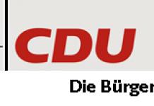 CDU Die Bürgerpartei in Dorsten