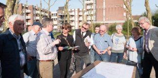 Marion Taube mit CDU Stadtverbandsvorstand