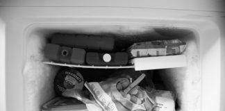 Veralterte Kühlgeräte