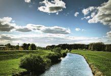 Wesel Dattel Kanal in Dorsten