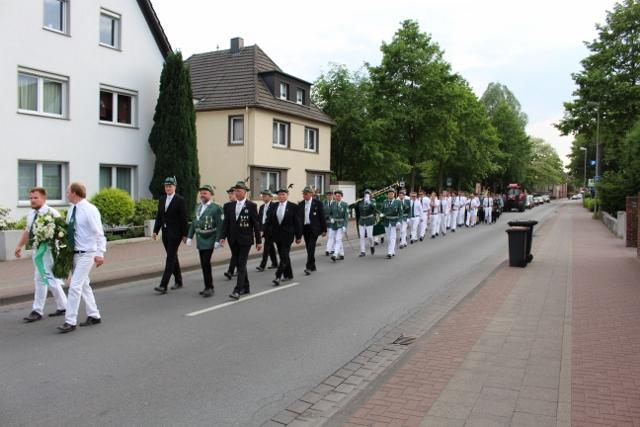 Schützenfest Dorsten Hardt 2018