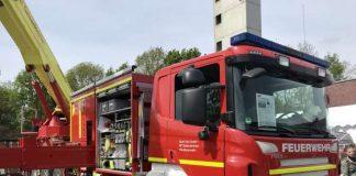 Tag der offenen Tür Feuerwehr Dorsten Hervest