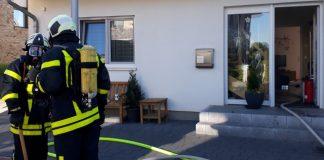 Waschmaschine löste Kellerbrand aus in Dorsten