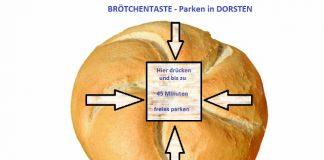 Brötchentaste Parken in Dorsten