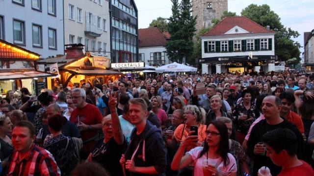 Altstadtfest 2018 - Schlagerschlampen