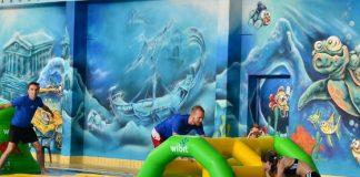 Freier Eintritt im Atlantis Dorsten-Geschenk von Bürgermeister Stockhoff