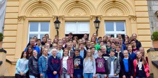GSW im Dorf Mecklenburg