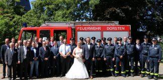 Hochzeit Löschzug Holsterhausen
