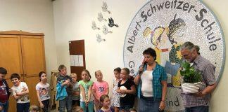 Kunstausstellung ASS in der Albert-Schweitzer Schule Hervest 2018