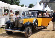 Oldtimer Classik Festival Schloss Lembeck 2018