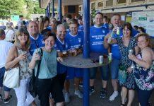 Jugendabschluss Party des BW Wulfen am Wittenbrink