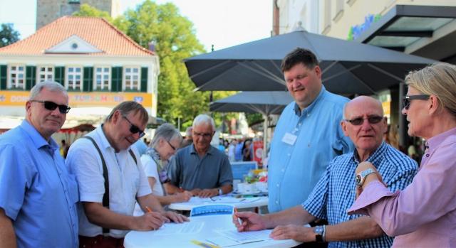 Bürgerbegehren Dorsten Kreishaus