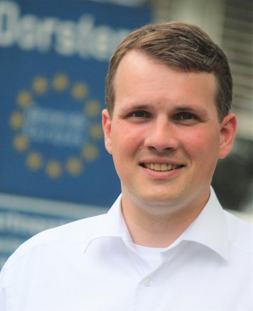 Bürgermeister Tobias Stockhoff Dorsten