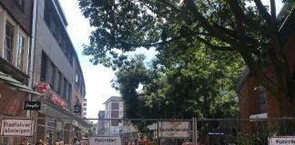 Einkaufsstrasse Dorsten Umgestaltung