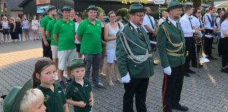 Vorparade Altendorf Ulfkotte 2018