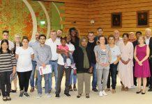 22 neue Staatsbürger erhielten Einbürgerurkunde im Kreis Recklinghausen