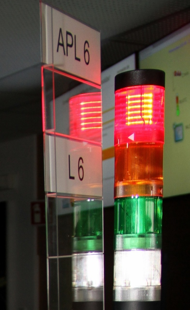 Liebherr Gefrierschrank Rote Lampe Leuchtet