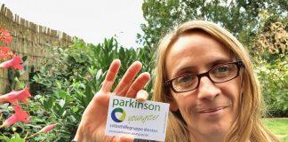 Powerfrau trotz Parkinson