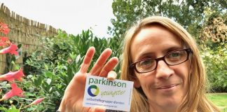 Powerfrau trotz Parkinson