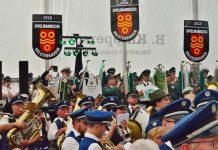 Spielmannszug Holsterhausen Dorf feiert Geburtstag