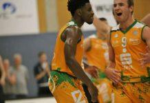 Basketball Spiel BG Dorsten gegen Hertener Löwen