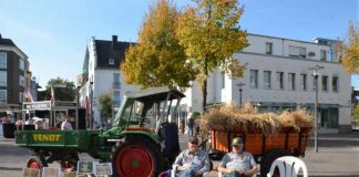 Dorstener Herbst- und Heimatfest lockte Groß und Klein