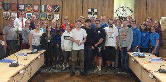 konstituierende Sitzung Jugendgremium Dorsten