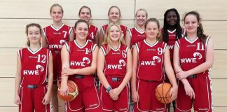 eam Basketball Gesamtschule Wulfen