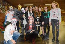 GSW Halloweenparty