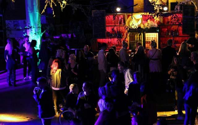 Halloween in Wulfen