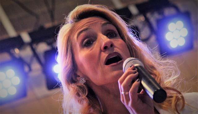 Sängerin Marion Wilmer