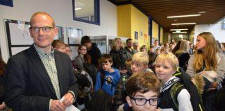 Kunstausstellung Gesamtschule wulfen in Dorsten
