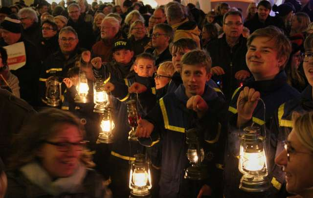 Lichterfest Dorsten 2018
