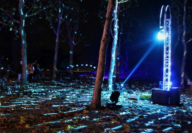 Stadtkrone: Ein Funkeln für den Bürgerpark