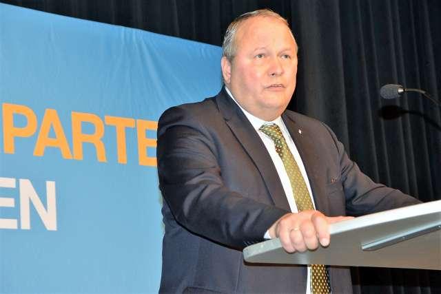 Josef Hovenjürgen, Generalsekretär der CDU NRW