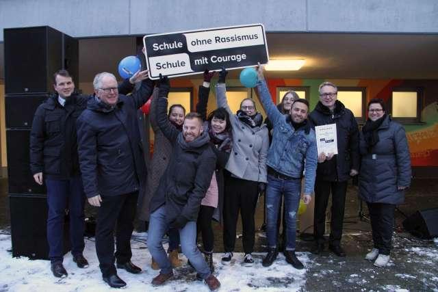 Schule ohne Rassismus Paul Spiegel Berufskolleg Dorsten