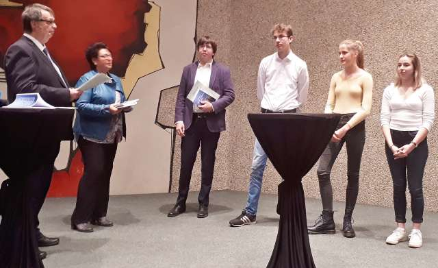 Dorstener Jugend-Lyrikpreis 2019