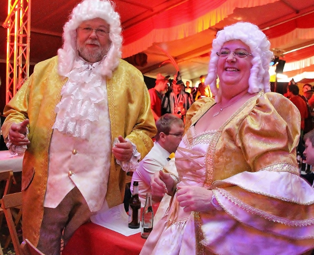 Karneval Dorsten Bodo Kammann Prinzenpaar 2014