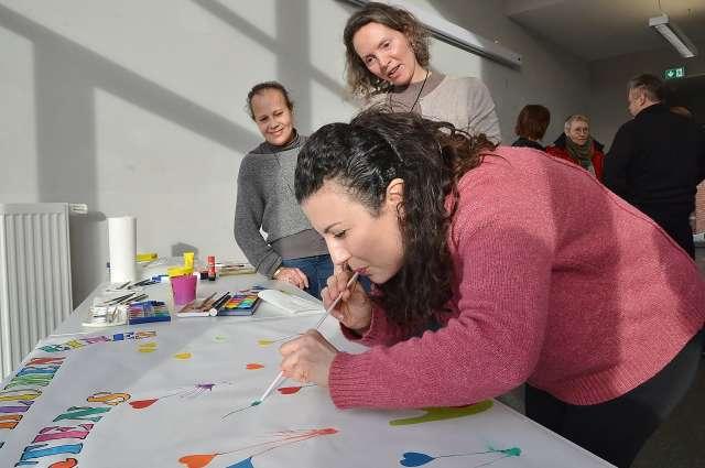 Mulitkulturelles Treffen Dorsten-Spiel und Spaß im Leo(