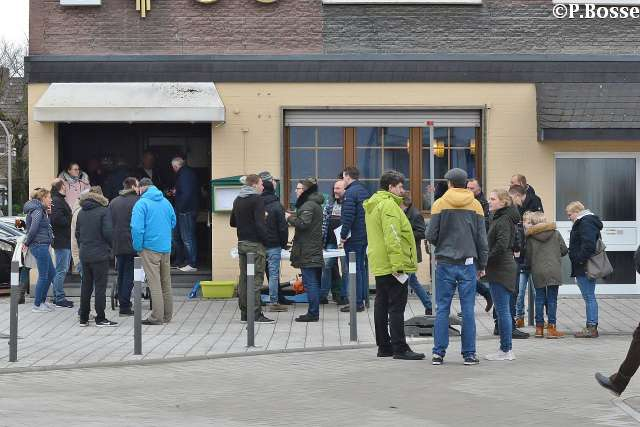 Eröffnung Georgsplatz Dorsten Hardt